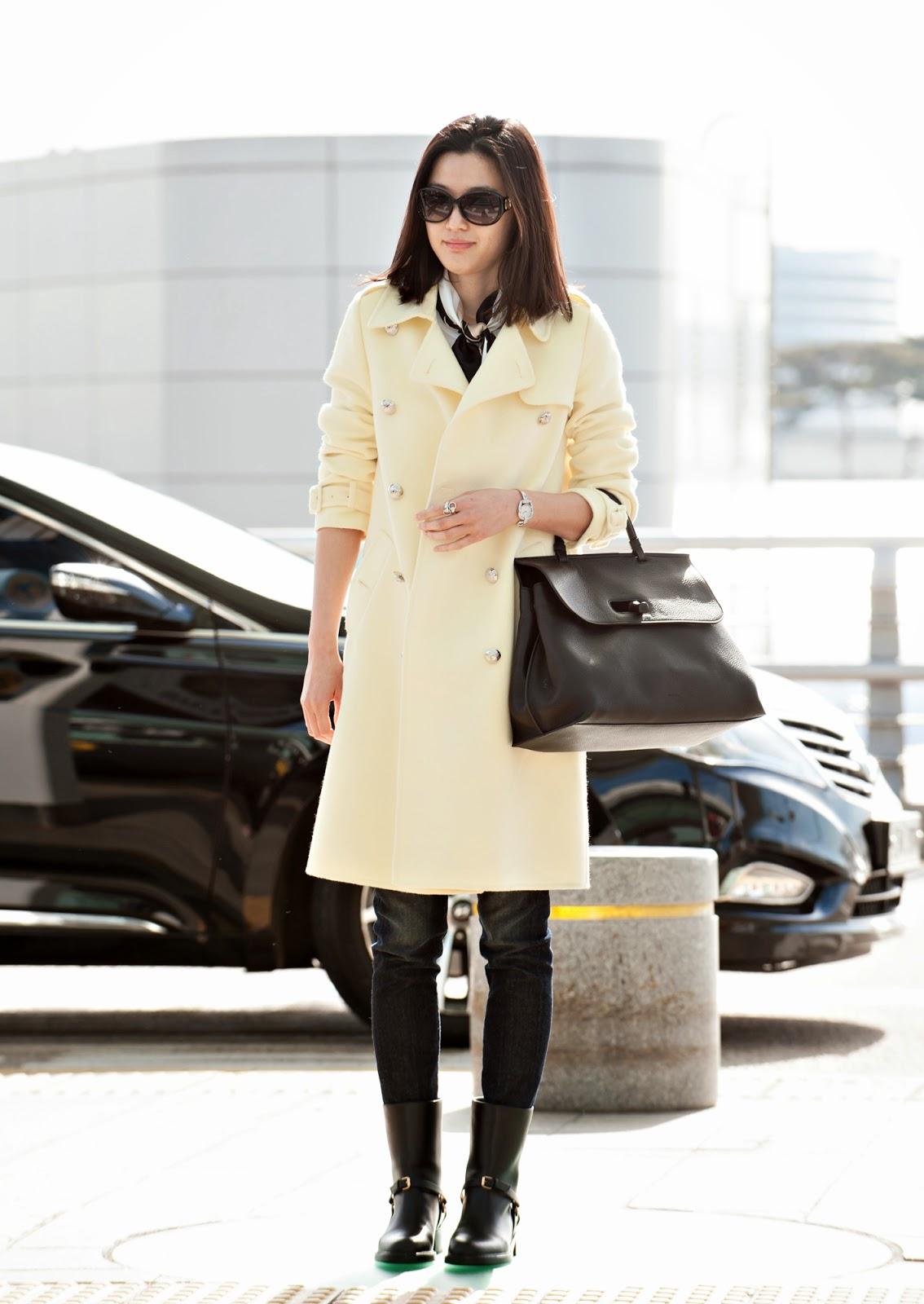 Korean Actress Gianna Jun as Face of Gucci's New Ad Campaign!