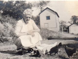 Chicken Coop at Hickory Hurst Farm 1922