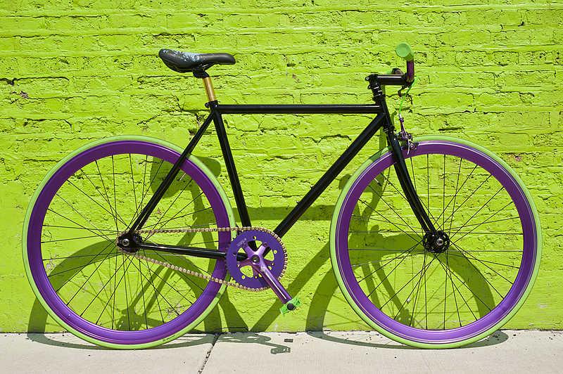 June 2011 | Desain Rancangan Sepeda Fixie