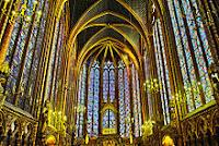 Tempat Wisata Di Perancis - Sainte-Chapelle