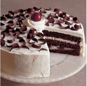 Resep Kue Black Forest Coklat Vanili