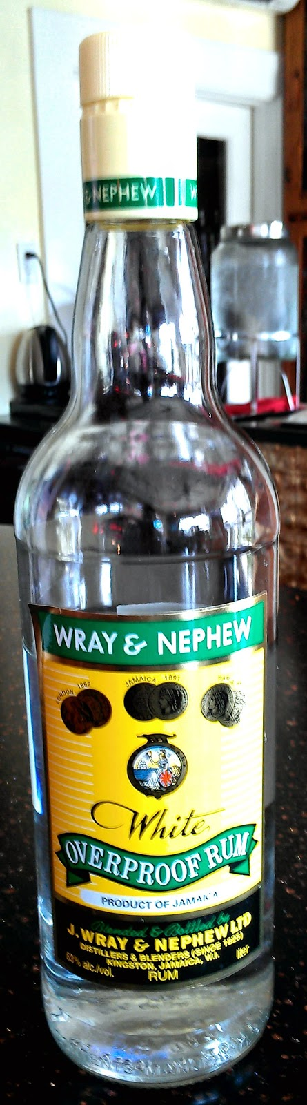 how to make rum punch with wray and nephew