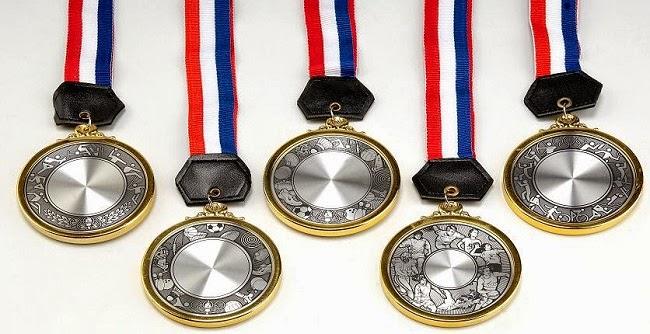 medals melbourne