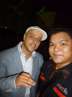 With Maher Zain