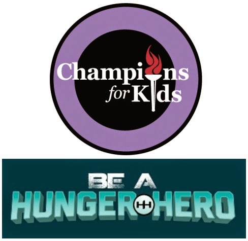 champions for kids Hunger Hero