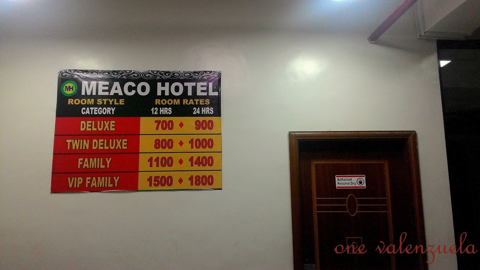Staying At Meaco Hotel Brgy Karuhatan Valenzuela City