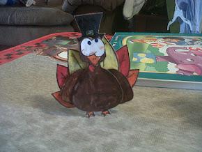 3-D Turkey