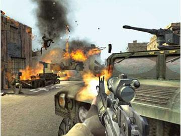 Download Delta Force 4 Black Hawk Down Screenshots