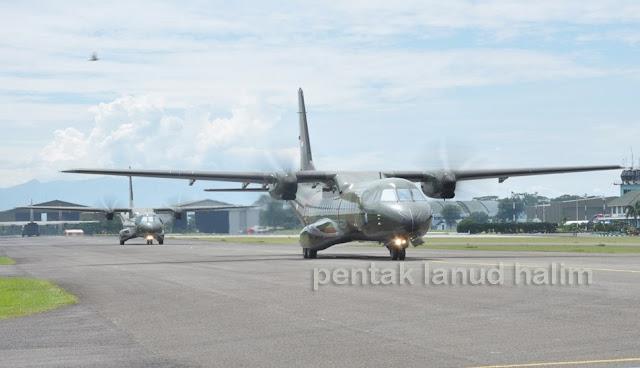 TNI-AU Terim Tiga Pesawat CN-295 Buatan Dalam Negeri
