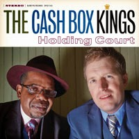 The Cash Box Kings' Holding Court