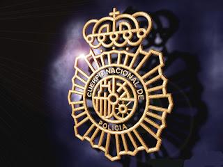 Escudo de la policia Nacional
