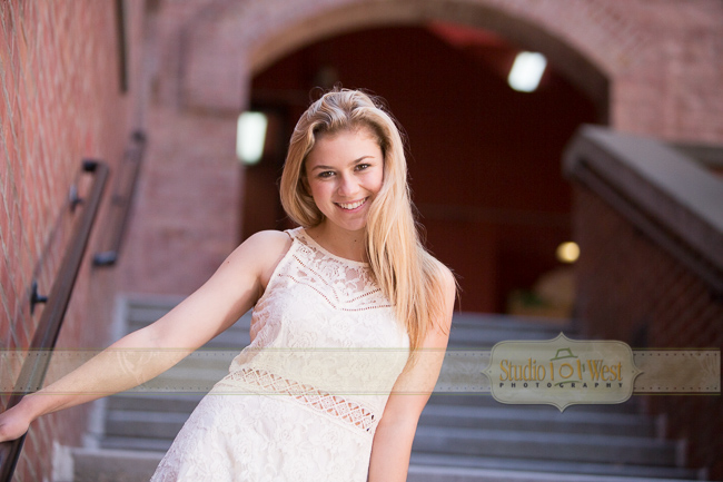 Atascadero High School Senior Portrait Photographer - High School Senior Pictures - Studio 101 West Photography