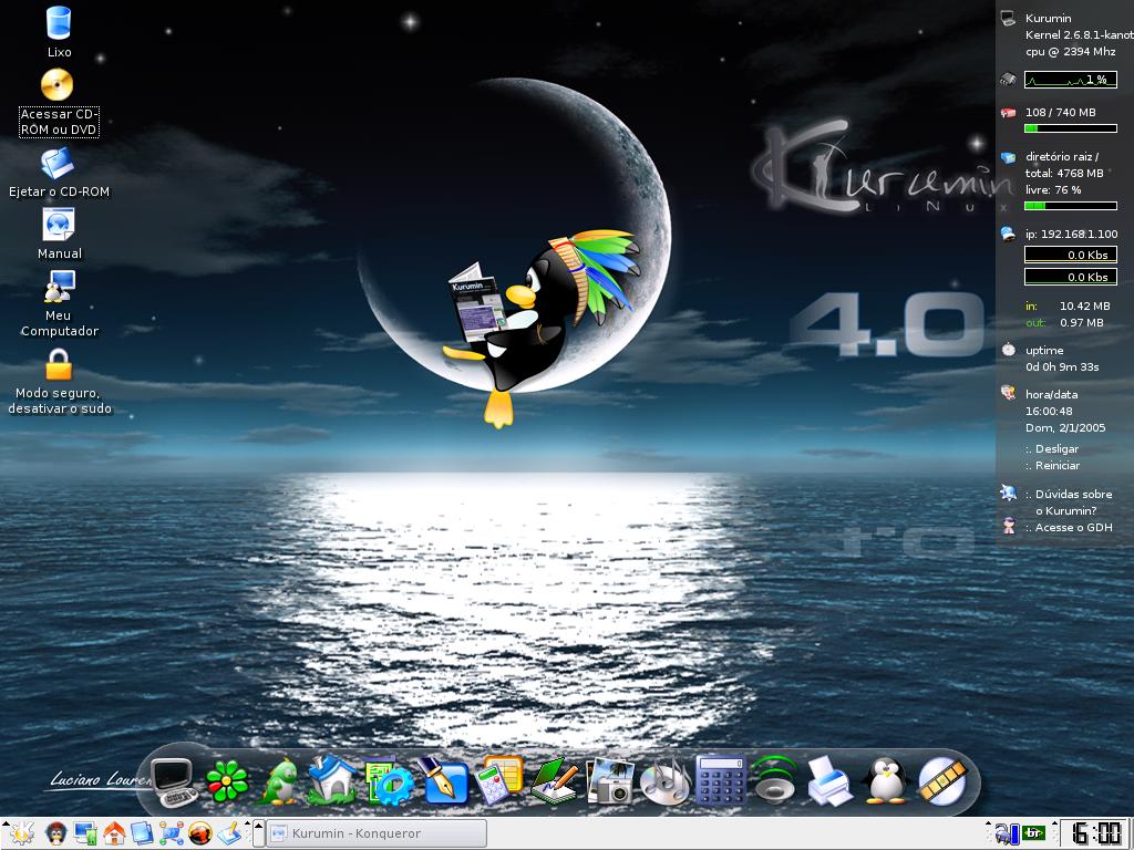 Download linux kurumin 7