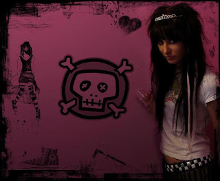Emo Girl Wallpaper
