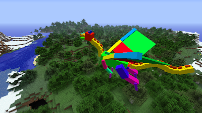 Dragons Minecraft 1.9
