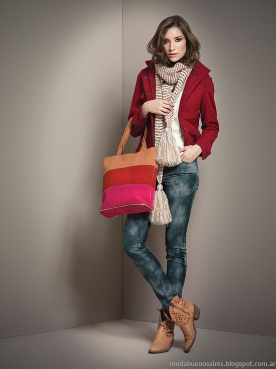 Koxis otoño invierno 2013 moda