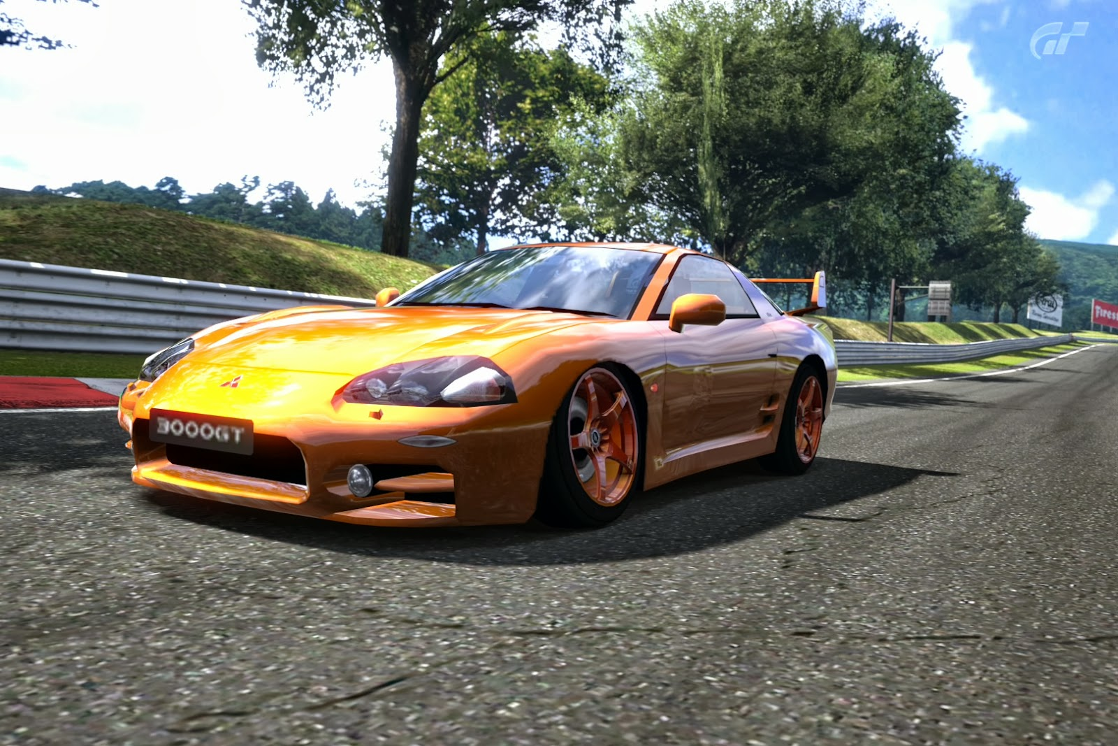 how to get f1 car in gt5
