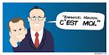 Macron Hollande