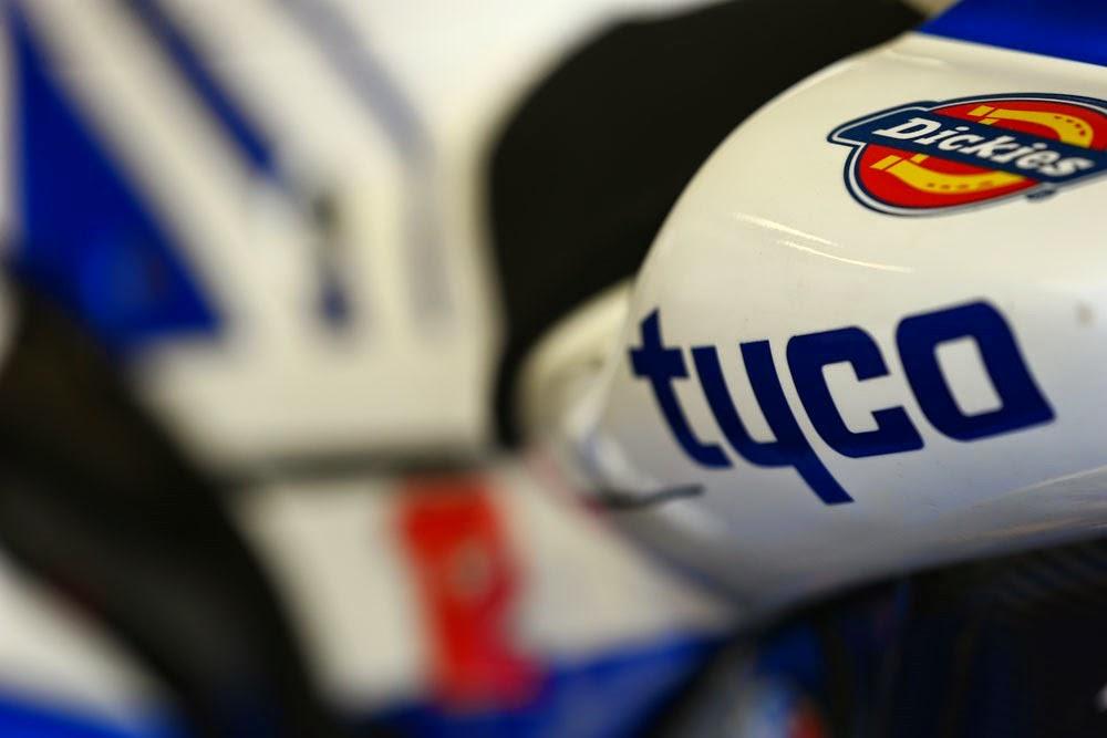 Guy Martin Tyco BMW S1000RR