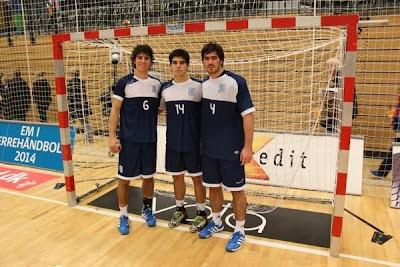 El partido no deseado de los hermanos Simonet | Mundo Handball
