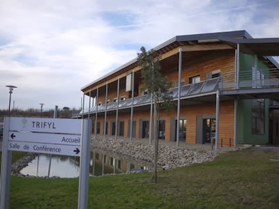 Trifyl, centre de tri et production de biogaz