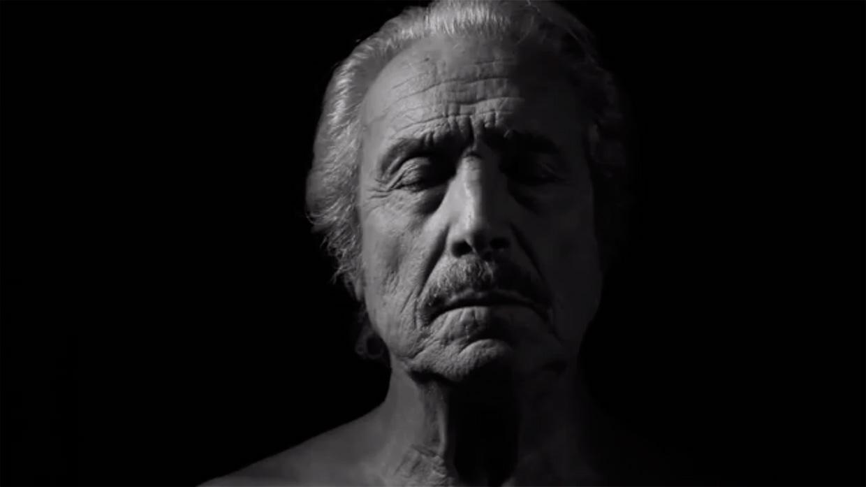 El actor Manuel Zarzo en uno de lso fotogramas de la película