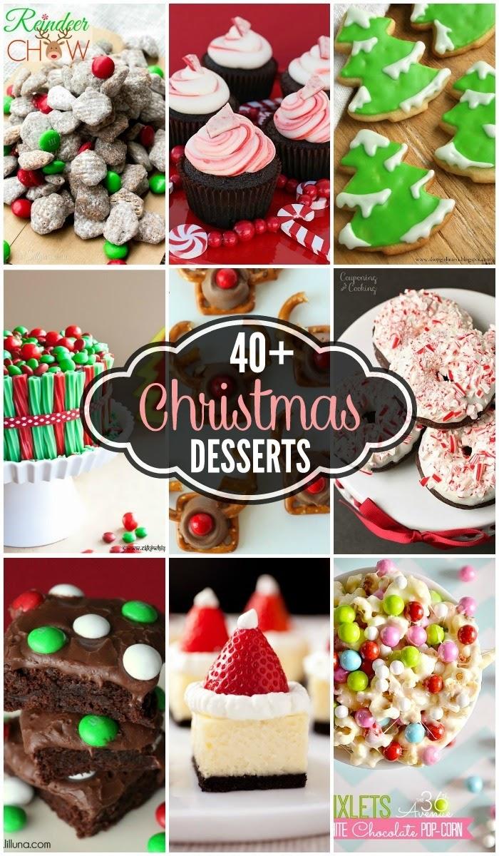christmas desserts pinterest - photo #30