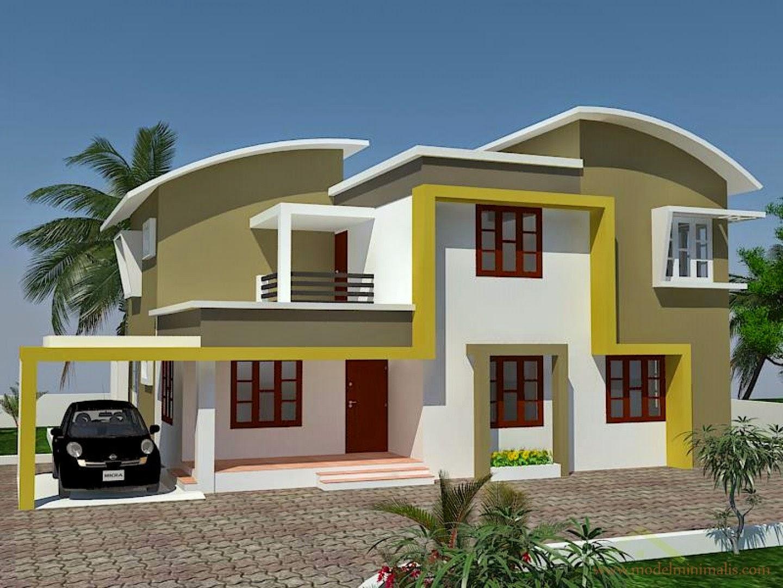 Kombinasi Cat Interior Rumah Minimalis Modern | Rumah Minimalis ...