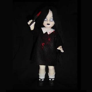 Muñeca Dark asesina