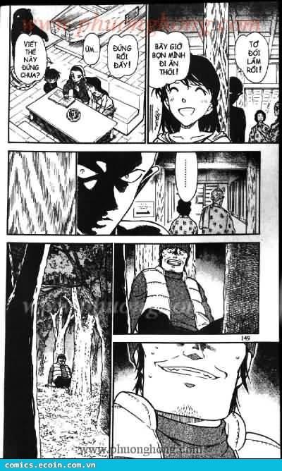 Detective Conan - Thám Tử Lừng Danh Conan chap 541 page 11 - IZTruyenTranh.com