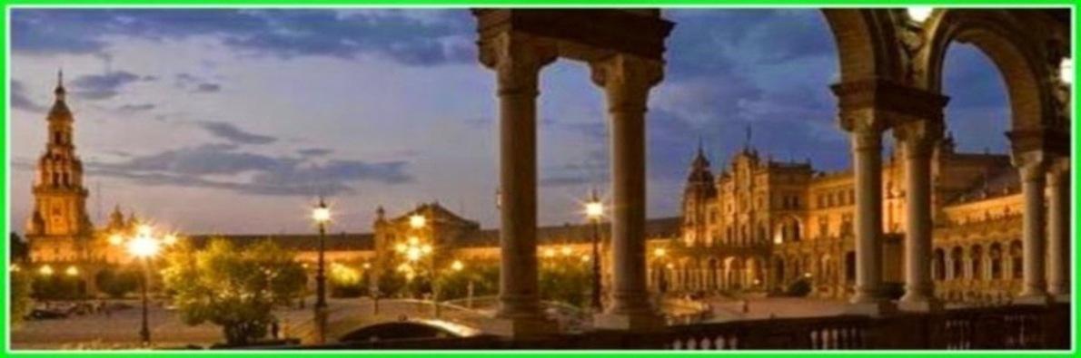 La Bella Andalucía!.. Sevilla.