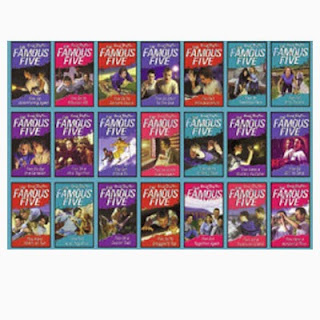 PayTM: Buy Famous Five Complete Boxset Set of 21 Books  Rs.1101 only (With Rs.898 Cashback)