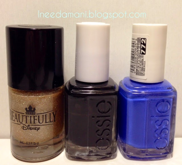 disney beautifully spriteful essie licorice essie butler please
