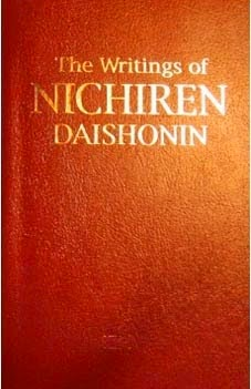 WRITINGS OF NICHIREN DAISHONIN (WND). VOLUME II .