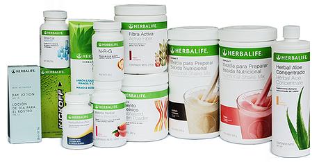 Image Gallery productos herbalife