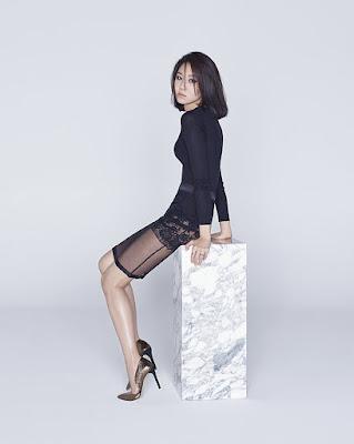 Gong Hyo Jin - Suecomma Bonnie FW 2015