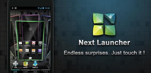 neXt Launcher v1.13 APK