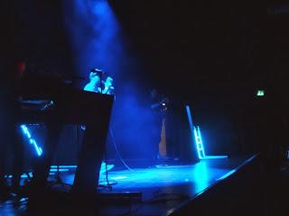 23.10.2013 Köln - Gloria: Chvrches