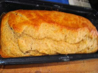 plum cake integrale alle banane