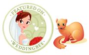 Featured Blogger on WeddingBee