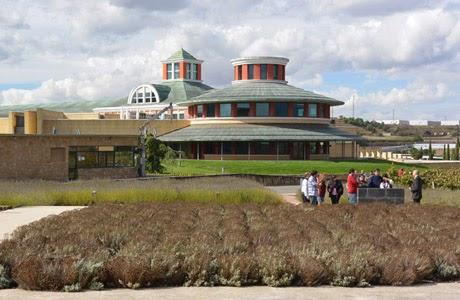 Museo del Vino Vivanco, Briones, Rioja, España