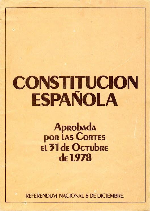 REP 01, 40 ANYS DE LA CONSTITUCIÓ ESPANYOLA
