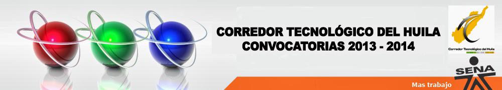 Convocatoria Corredores Tecnologicos Huila