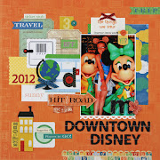 Downtown Disney was a fun break from our time at the parks. (downtowndisney)