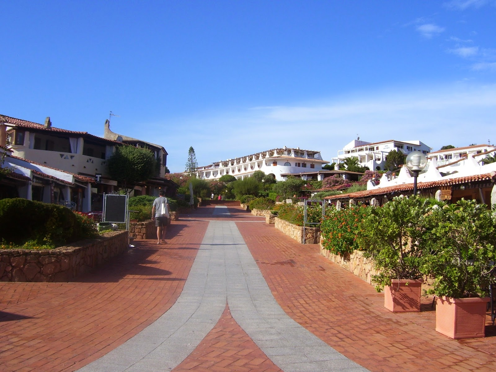 Baja Sardinia Italy  city images : ... porto baja sardinia a baja sardinia la sabbia è sottile baja sardinia