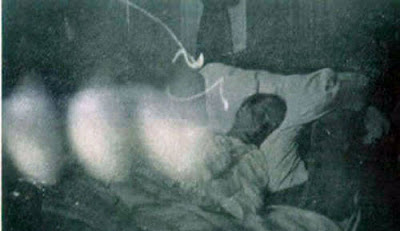 Real Ghost Photo: Death Entities