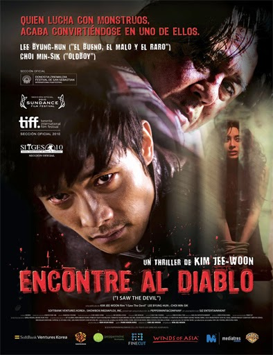 Ver Encontre al diablo (I Saw The Devil) (2010) Online