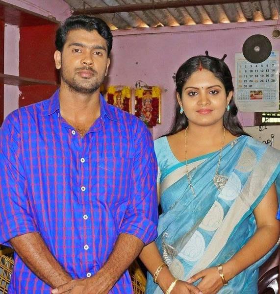 Serial Actress Gayathri Arun Wedding Photos