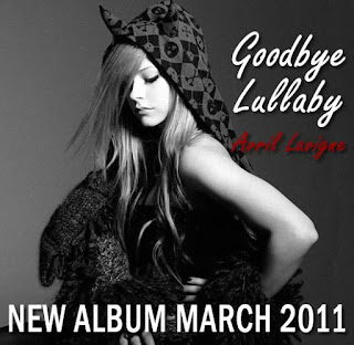 Avril Lavigne album Goodbye Lullaby