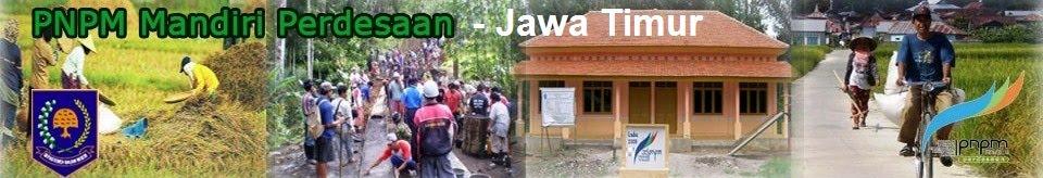 PNPM Mandiri Perdesaan - Provinsi Jawa Timur